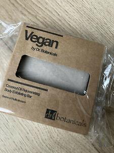 vegan body exfoliating bar - brand new 100g