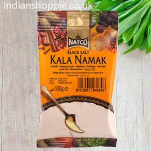 KALA NAMAK - काला नमक (Black Cooking Salt) 100G - Top Quality