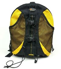 Lowepro 200 DryZone DZ 200 Large Waterproof Camera Bag Backpack Yellow Black