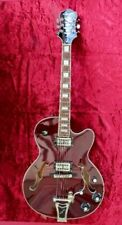 Epiphone Emperor Swingster wine Red Guitar -