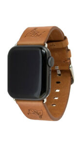 Tampa Bay Buccaneers Premium Leather Apple Watch Band