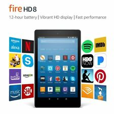 "All-New Fire HD 8 Tablet with Alexa, 8"" Display 16GB, Black  - w/ Special Offers"