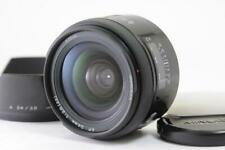Minolta AF 24mm f/2.8 New type For Sony α AF /wide from Japan 2735