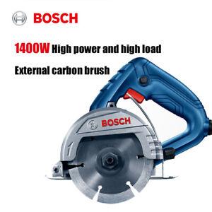 Bosch GDC140 marble slotting tile machine cutting stone multi 1400w portable saw