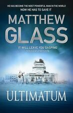 MATTHEW GLASS ___ ULTIMATUM ___ BRAND NEW ___ UK FREEPOST