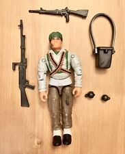 GI Joe 2002 SAS Trooper: BIG BEN Figure With Accessories Complete (minus stand)
