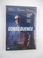 Consequence - Rick Ricky Schroder, Armand Assante, DVD, FREE SHIPPING