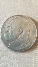 Piece 10 Zloty Argent 1935 Pologne