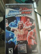 WWE Smackdown Vs Raw 2007 Complete w/ Manual