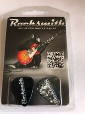 Rocksmith Guitar Plectrums (Pair of) Official Ubisoft Promo Items