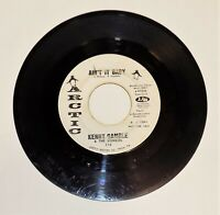 45 rpm northern soul promo KENNY GAMBLE Ain't It Baby 1965 Arctic 114 one-sided