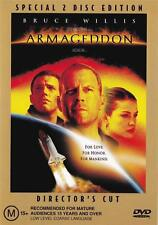 ARMAGEDDON (2-DISC SPECIAL EDITION) **NEW & SEALED** DVD R4 Bruce Willis