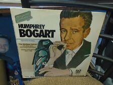 Humphrey Bogart Maltese Falcon Radio Show LP Nostalgia Lane Records EX