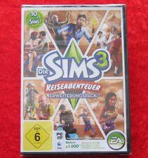 Die Sims 3 Reiseabenteuer Erweiterungspack, original PC Mac Spiel Neu