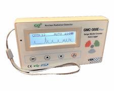 Geiger Counter GQ GMC-300E Plus Radiation monitor detector Beta Gamma X-ray