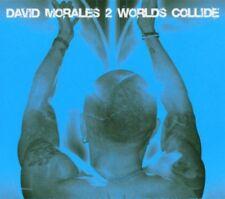 David Morales-2 Worlds Collide CD   New