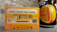Cassette head cleaner tape 2017