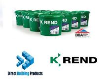 K-REND TC15 1.5mm Thincoat Render For 50m2 including Primer - GRANITE