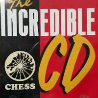 The Incredible Chess CD.1990 Charly GIFT 2.Chuck Berry/Muddy Waters/Bo Diddley+