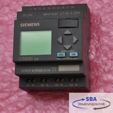 Siemens LOGO ! 24 Logikmodul Typ 6ED1052-1CC00-0BA3