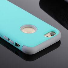 For Apple iPhone 6S Case Hybrid Shockproof Hard Rugged Rubber Bumper S