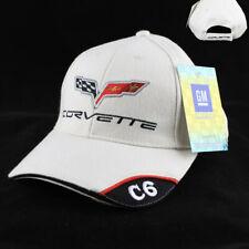 Chevrolet Chevy Corvette C6 Logo Muscle Car Basecap Mütze Trucker Baseball Cap