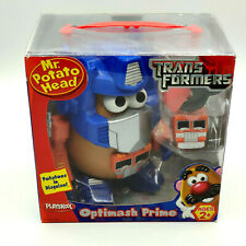 Optimash Prime Mr Potato Head Optimus Transformers Hasbro Playskool NEW SEALED
