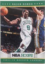 Rajon Rondo Guard Boston Celtics Original Single 9 #298 Panini 2006-2012