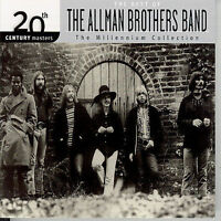 THE ALLMAN BROTHERS BAND The Best Of Millennium Collection ECOPAC CD BRAND NEW
