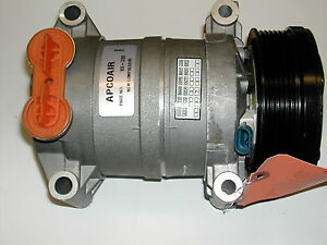 NEW A/C Compressor CHEVROLET ASTRO VAN 1996-2003