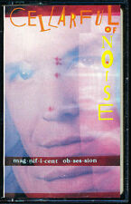 Cellarful Of Noise Magnificent Obsession Cassette Columbia 40341 promo