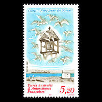 TAAF 1997 - Church of Our Lady of the Birds - Sc 227 MNH