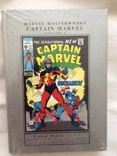 Marvel Masterworks Captain Marvel volume 2, brand new, OOP, RARE