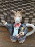 Novely Donkey Decorative Teapot