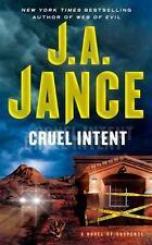 Cruel Intent (Ali Reynolds Series) - Acceptable - Jance, J.A. -