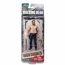 "The Walking Dead  Series 6 Rick Grimes TV 5"" Action Figure New In Package"