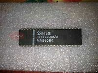 NSC MM9509N VINTAGE IC PDIP40 x 1pc