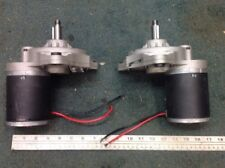 Jazzy Drive Motors Assembly Wheelchair Power 24VDC Winch Robotics Robot Project