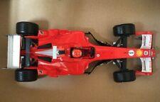 FERRARI F2005 F1 MICHAEL SCHUMACHER 2005 Hot Wheels 1:18 (#3.6)