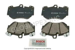 Porsche Cayenne '05-'10 FRONT Brake Pad Set BOSCH QUIETCAST + WARRANTY