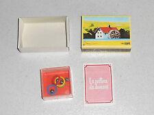 Mulino Bianco LA PALLINA DA DOMARE 1983 Sorpresina Promo Gadget