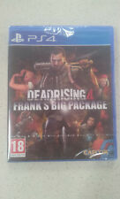 Dead Rising 4 Frank's Big Package PS4 Game (New and Sealed)