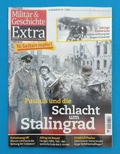 Militär & Geschichte Extra Sonderheft Nr.14 Stalingrad 16 S. mehr ! ungelesen 1A