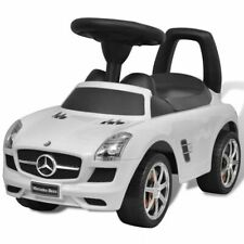 vidaXL Loopauto Mercedes Benz Wit Speelgoedauto Auto Kinderauto Loopfiets Kind