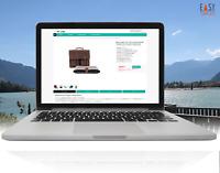 EBAYVORLAGE 2020 100% mobile optimiert TEMPLATE Easy-Template Design türkis