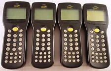 4 LOT! Wasp Technologies WDT2200L Laser Terminal Mobile Computer Scanner POS