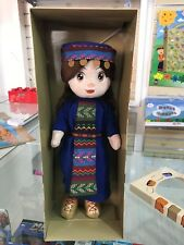 Armenian Speaking Girl Doll
