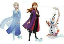 FROZEN 2 Premium Figure Elsa Anna Olaf Set of 3 SEGA Lucky kuji Disney