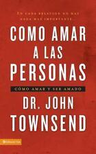 NEW - Como amar a las personas: Como amar y ser amado (Spanish Edition)