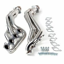 Ford Mustang GT 5.0L V8 2011-2015 Long Tube Stainless Exhaust Manifold Headers